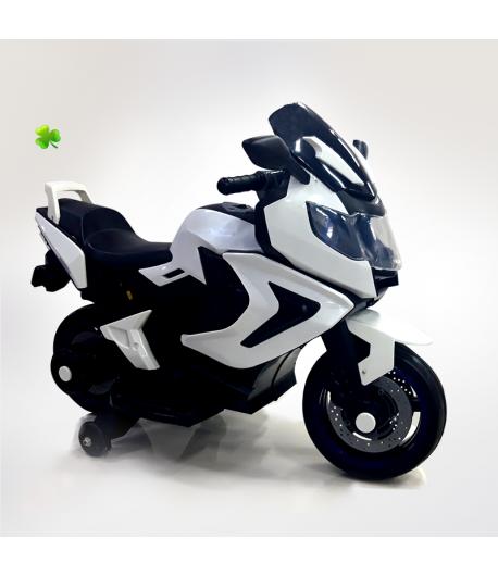 Moto Blanc - GM