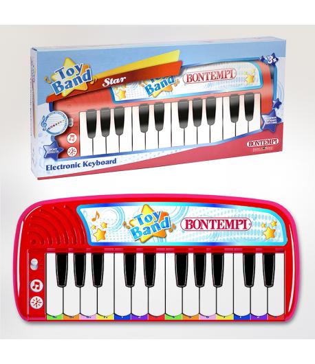 Electronic keyboard 122412