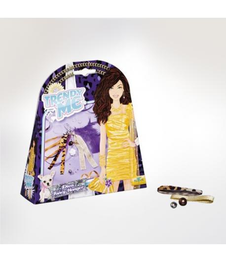 Kit de Loisir Créatif - Trendy Me : DIVA FANCY HANGER