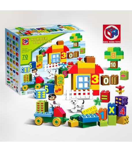 LEGO Number Paradise