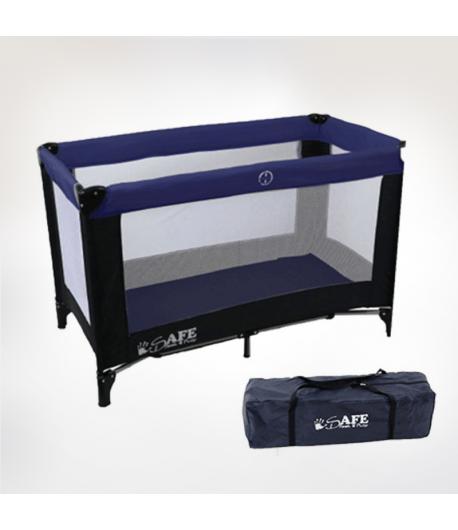 PARC LIT SAFE GRIS FONCEE/BLEU