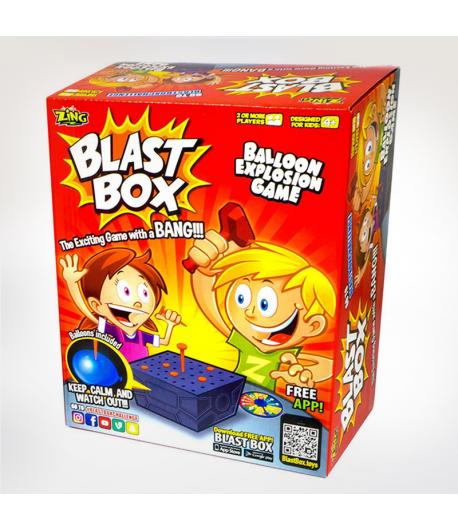 JEU BLAST BOX