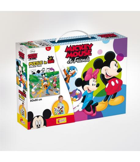PUZZLE EN BAG 60PCS MICKEY MOUSE