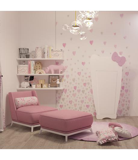 Colone-Chambre Hello Kity