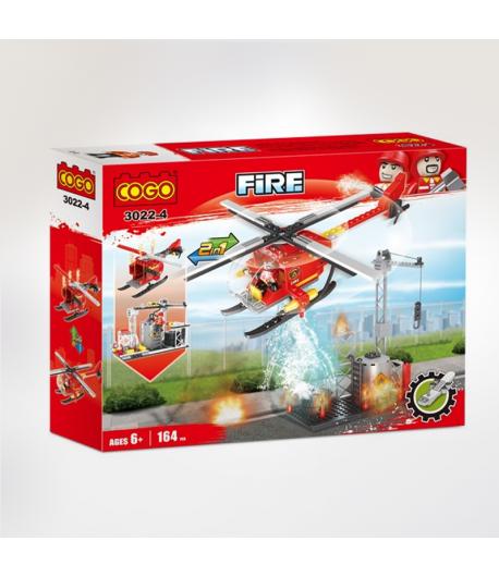 COFRET LEGO AVION FIRE