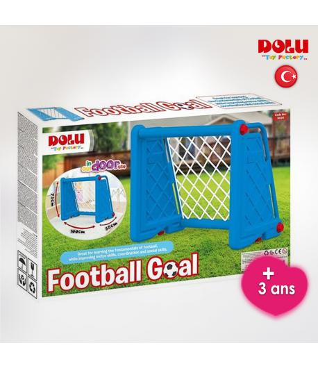 Football Goal Bleu