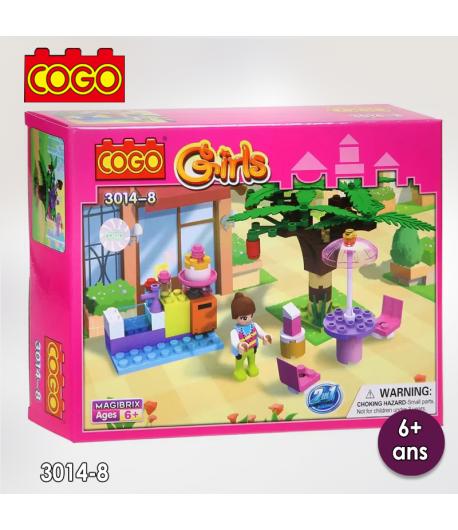 COGO-Girls 3014-8