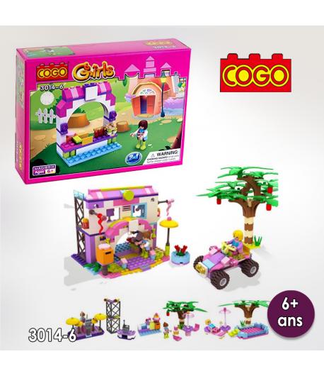 COGO-Girls 3014-6