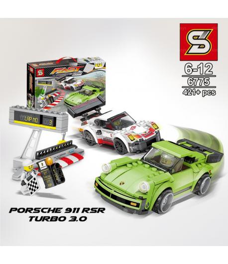 SY Porsche 911 RSR Turbo 3. No.6775
